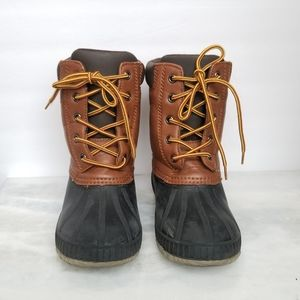 GAP Boys Waterproof Duck Boots